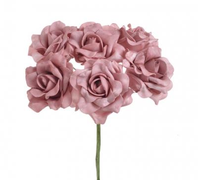 Pěnové růže - nové druhy, nové barvy