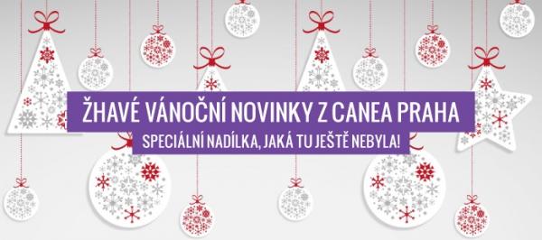 Žhavé vánoční novinky! U nás je stále z čeho vybírat!