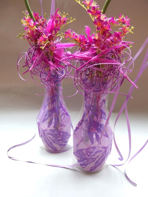 Stálice ve floristických dekoracích.