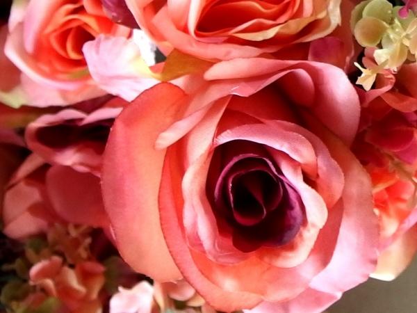 Kytice z umělých květin za dobré ceny