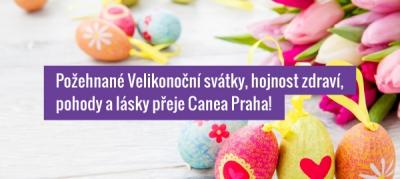 Požehnané Velikonoční svátky, hojnost zdraví, pohody a lásky!