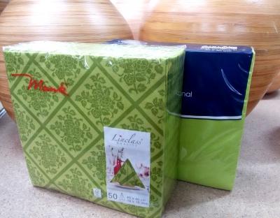 Nová kolekce luxusních ubrousků